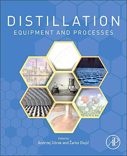 Distillation: Equipment and Processes (Handbooks in Separation Science)