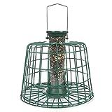 C J Guardian Seed Bird Feeder Pack (Large) (Green)