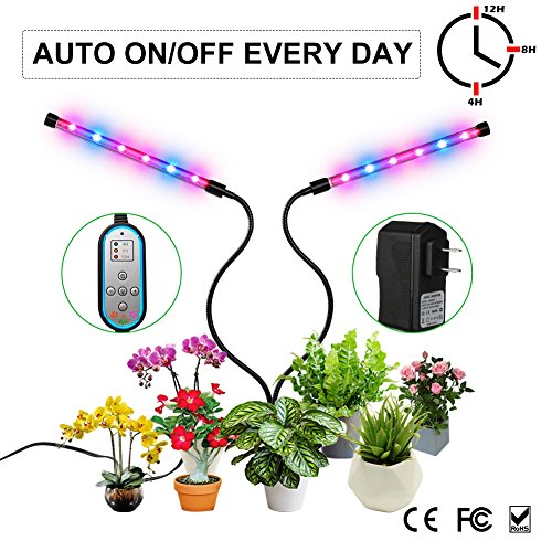 Best Grow Light, Auto ON & Off Every Day with