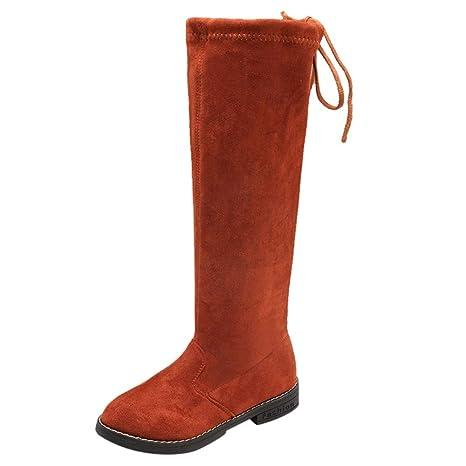 Invierno Botas Bebé,ZARLLE Engrosamiento Botas de Nieve Zapatos para Niño Niña Invierno e Mantente