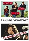 2 films de Bruno Bontzolakis : Chacun pour soi + Familles je vous hais