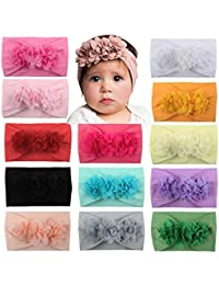 Baby New born Dots Hair band Head band Stripe Candy Color Toddler and Childrens