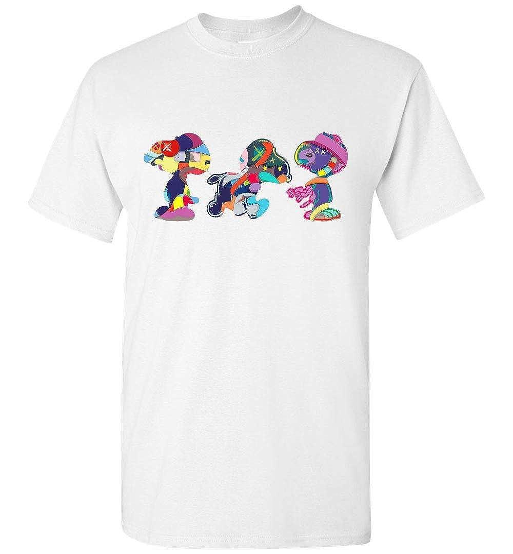 KAWS Snoopy Set Unisex Young M-3XL T-Shirt