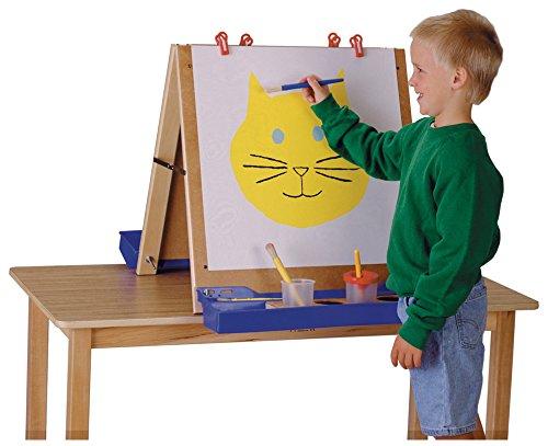 Jonti-Craft 0652JC Tabletop (Chalkboard Easel Panel)