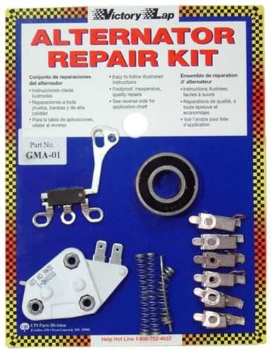 Victory Lap GMA-01 Alternator Repair Kit