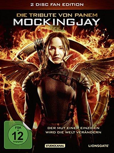 Die Tribute Von Panem Mockingjay Teil 1 Fan Edition Dvd Blu Ray