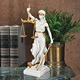 Design Toscano Themis Blind Lady of Justice