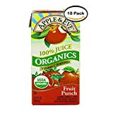 Apple & Eve, Juice Frt Punch 3Pk Org, 200 Ml, (Pack Of 9 X 2)