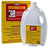 Ivermectin Pour On Pest Control For Cattle - 2. 5 Liter - Natrl