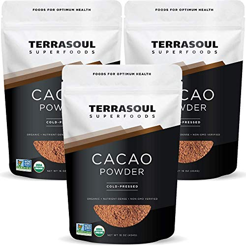 Terrasoul Superfoods Organic Cacao