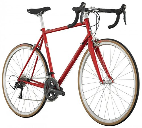 Grand vitesse 52 cmレッドComplete bicycle-wheel size-27.56