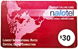 $30 Prepaid Phone Card for Domestic & International Calls. This Calling Card Never