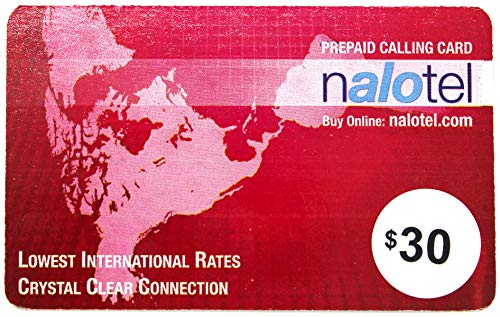 Prepaid Phone Card $30 International & Domestic Calling Card Designed for Any Life Changing Events: Nanny-Au Pair; Immigrant; Business; Students; Military; Missionary; Travel. (The Best Calling Cards For International Calls)