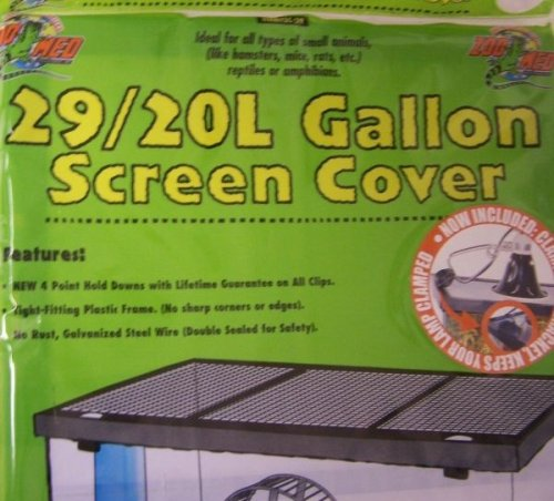 Zoo Med Screen Cover for 29 Gallon Tanks Zoo Med Laboratories Inc.* SC29