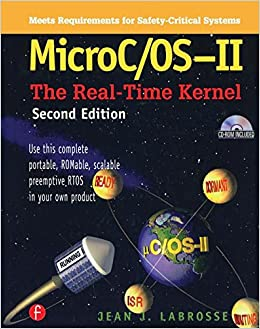 microc os ii the real time kernel