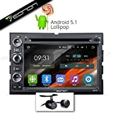 Eonon GA6173F 05-08 F-150 ANDROID 5.1 7' Touch Screen with HD Backup Camera Bundle -- Mirrorlink / DVD / GPS Navigation / Bluetooth