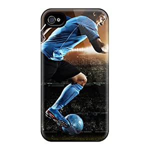 ErleneRobinson Iphone 6plus Shock Absorbent Hard Cell-phone Cases Customized Fashion Lionel Messi Pictures [OUU47FiRU]