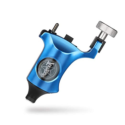 WOOLIY Tatuaje Motor Gun Kit Liner y Shader/Accesorios de aleación ...