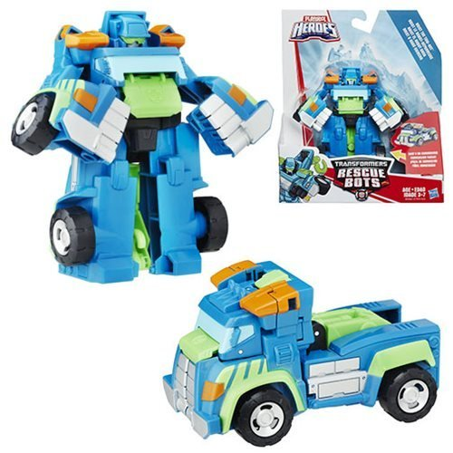 Transformers Rescue Bots Rescan Hoist the Tow-Bot