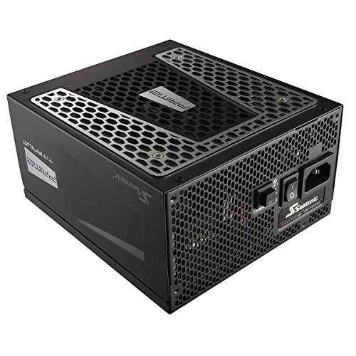Seasonic SSR-1000TD Flagship PRIME SERIES 1000W Titanium Full Modular ATX12V & EPS12V 135mm FDB Fan Super Quiet Power Supply by Seasonic (Image #1)
