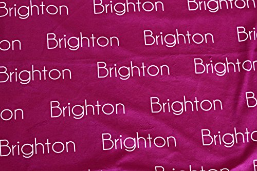 Pick Your Plum Personalized Blankets (Brighton)