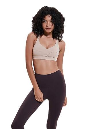 YQXR Yoga Fitness Pants, Mujeres - Respaldo Acolchado sin ...