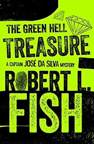 book cover of The Green Hell Treasure