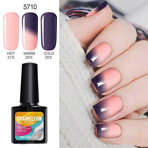 uv color gel nail polish - 9