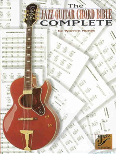 The Jazz Guitar Chord Bible Complete (English Edition) eBook ...