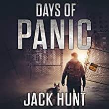 Days of Panic: EMP Survival Series, Book 1 Audiobook by Jack Hunt Narrated by Kevin Pierce