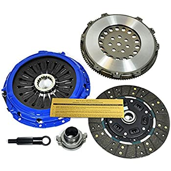 EFTR STAGE 1 CLUTCH KIT+CHROMOLY FLYWHEEL LANCER EVOLUTION EVO 7 8 9 TURBO 4G63