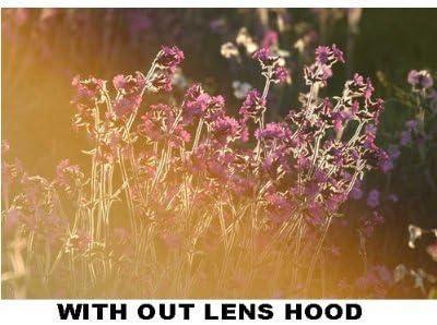 Polaroid Tulip Lens Hood 55mm
