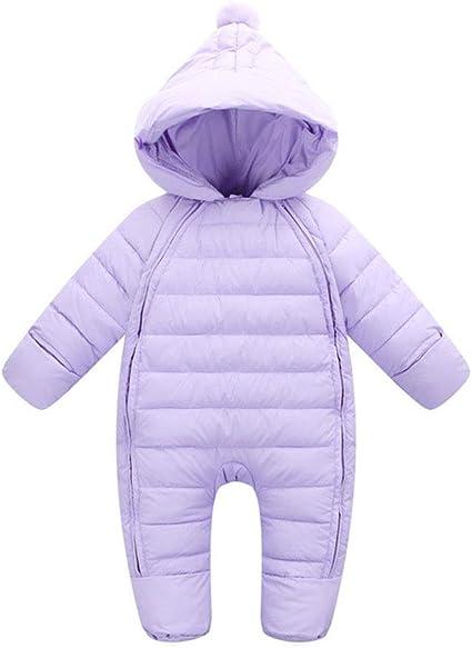Beide Baby Boys Girls Snowsuit Winter Puffer Jacket Pram Suit