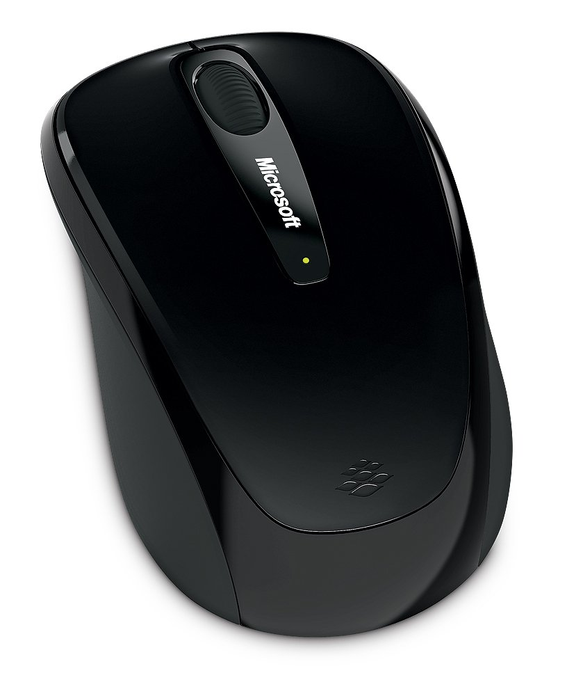 how to connect my microsoft wireless mouse