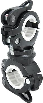 ZHIXIE Universal 360 grados giratoria moto manillar de bicicleta ...