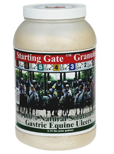 SBS EQUINE Item 404 Starting Gate Nutritional Granules Horse Supplement, 1.1 gallon by SBS EQUINE