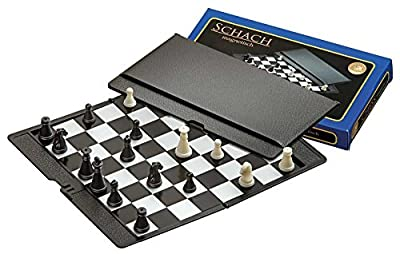 Magnetic Travel chess set with folding chess board - educational toys for Kids and adults