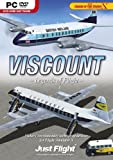 Viscount Professional for Flight Simulator X PC DVD Game UK
