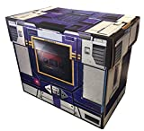 Boxes In Action - Transformers Style Art SHORT COMIC Storage Box Soundwave