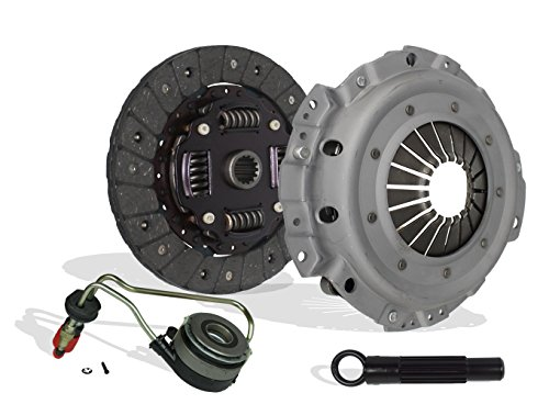 - Clutch Kit And Slave Works With Pontiac Sunfire Chevy Cavalier Base LS RS SE Sedan Convertible Coupe 1995-1999 2.2L l4 GAS OHV Naturally Aspirated