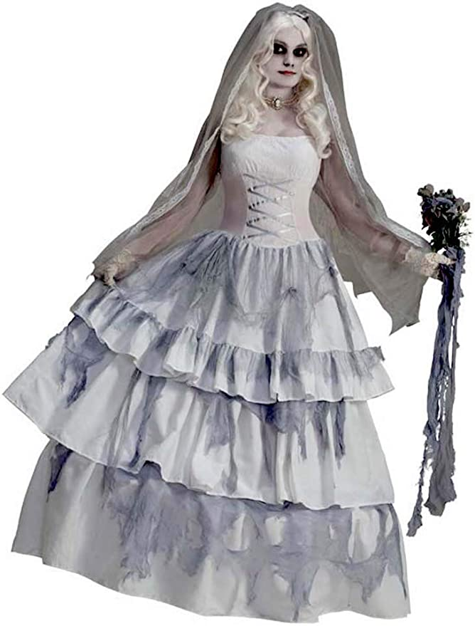 Ghost Bride Costumes for Women