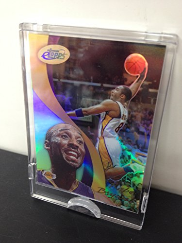 Limited Edition 2005 Kobe Bryant Los Angeles Lakers eTopps In Hand NBA Basketball Trading Card