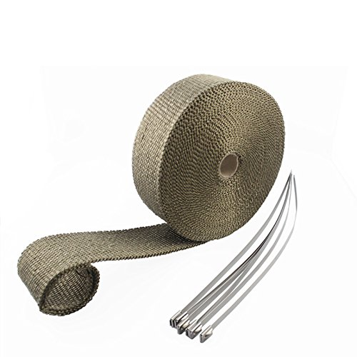 Exhaust Heat Wrap - 2