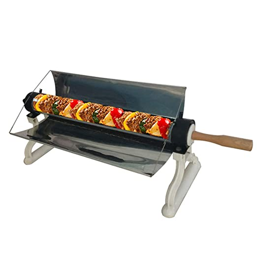 Himamk Portable Solar Cooker/Stove/Oven/BBQ Grill,Parrilla Solar ...