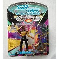 """4½ """"Teniente Comandante Geordi La Forge Figura de acción - Serie 1992 1 Star Trek: La próxima generación"""