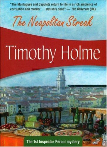Book cover for The Neapolitan Streak