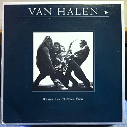 Price comparison product image Van Halen Near Mint Stereo Lp - Women And Children First - Warner Brothers 1980