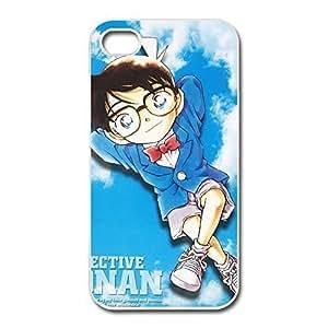 Detective Conan Scratch Case Cover For IPhone 4/4s - Fans Case