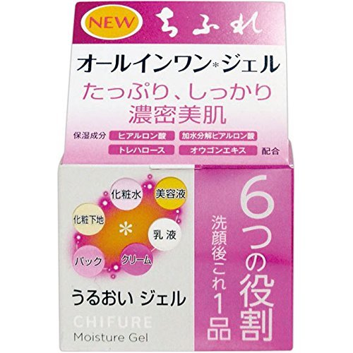 CHIFURE All-in-one Beauty Gel (6 Roles) Japan Import ()