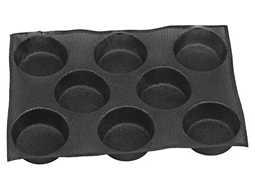 8 cavity bread pan - 2